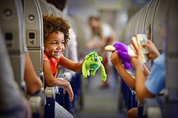 Отличия классов обслуживания в самолётах