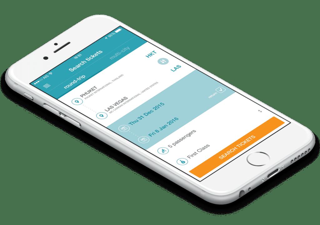 Mobile App SkyFly